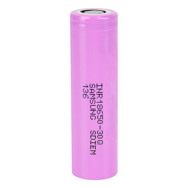 Baterie 18650 Samsung, Li-Ion, 3000 mAh, 1.5 A 2021 shopu.ro