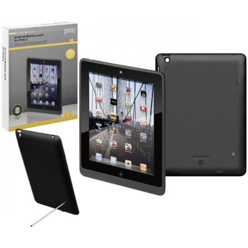 Acumulator Li-ion extern pentru iPad2 Goobay, 9000 mAh 2021 shopu.ro