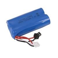 Acumulator pentru masina cu telecomanda Linxtech HS, 1200 mAh, Albastru
