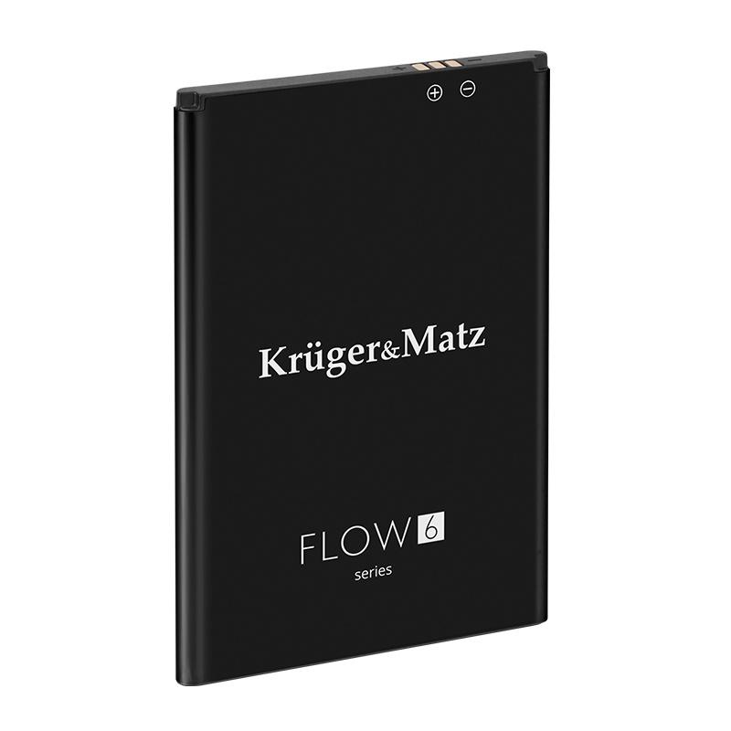 Acumulator pentru telefon Flow 6 Kruger&Matz, 300 mAh