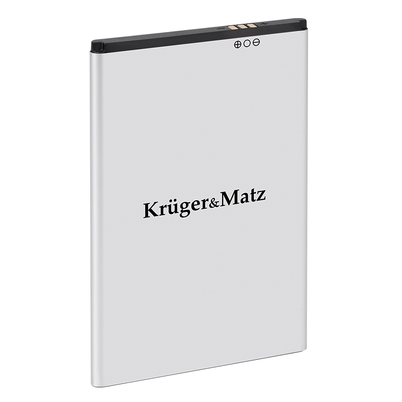 Acumulator original Kruger & Matz, 2600 mAh, model Move 9 2021 shopu.ro
