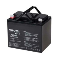 Acumulator stationar Vipow SLA, 12V, 33 Ah