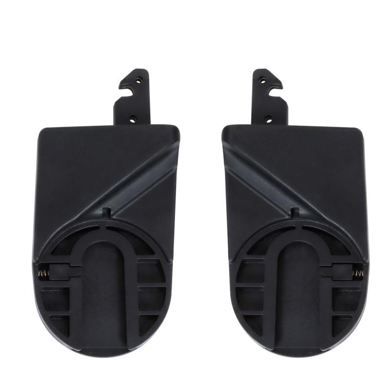 Adaptor pentru carucior Eagle/scaun Auto Comfort Fix/iPro, Negru 2021 shopu.ro