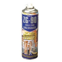 Aerosol zincat pentru galvanizare Action Can, ZG90, 500 ml