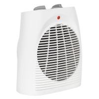 Aeroterma Teesa, 2000 W, LED, 2 trepte temperatura, termostat