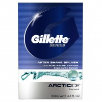 Lotiune After shave Gillette Series Arctiv Ice, 100 ml