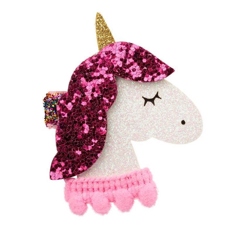 Set accesorii de par Unicorn Tobar, 3 ani+, Multicolor 2021 shopu.ro
