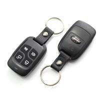 Alarma auto Carguard, 6 functii, 3 butoane, 6 tonuri, Negru