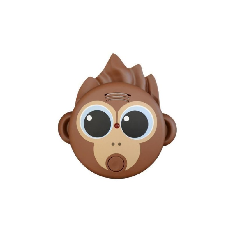 Alarma de fum Flow Monkey, 85 dB, baterie 9 V 2021 shopu.ro