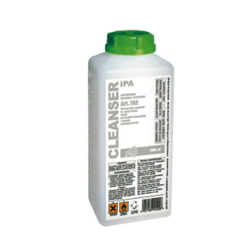 Solutie curatare cu alcool izopropilic IPA Plus, 1 l, inalta puritate