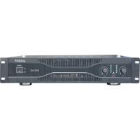 Amplificator audio Ibitza, 2 x 500 W, protectie termica, racire cu ventilator