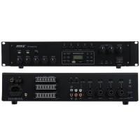 Amplificator Linie cu tuner FM/AM, 100 V, 120 W, afisaj LCD, functie ecou