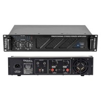 Amplificator sonorizare, 2 x 480 W, 4-8 Ohm, soft Start