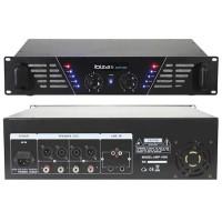 Amplificator sonorizare Ibiza, tehnologie mosfet, 2 x 480 W