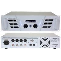 Amplificator sonorizare Ibiza, tehnologie mosfet, iesiri tip speakon, 2 x 800 W