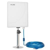 Antena Activa Wi-fi 5Ghz USB M-Life