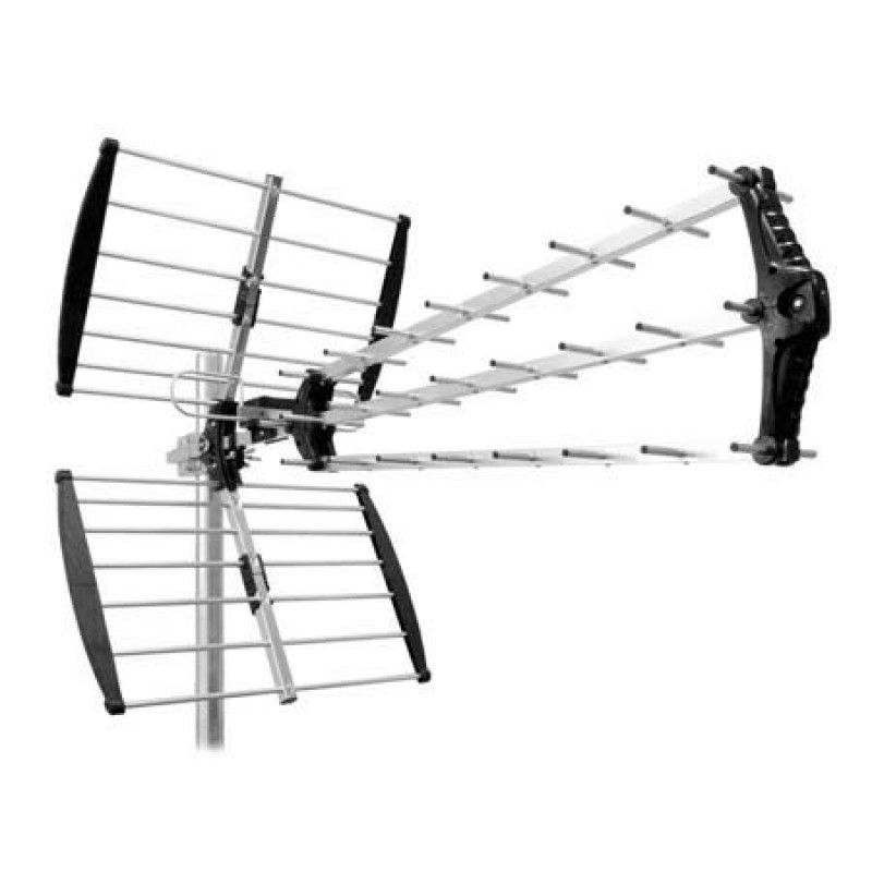 Antena Unidirectionala DVB-T Cabletech, 21-69 canale 2021 shopu.ro