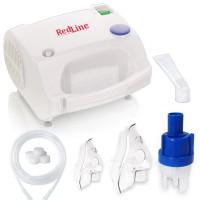 Aparat aerosoli RedLine NB-230C, masca pediatrica/masca adulti, accesorii incluse, Alb