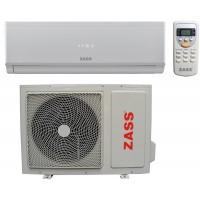 Aparat de aer conditionat Zass Inverter, 9000 BTU, clasa racire A++, clasa incalzire A+, kit instalare inclus