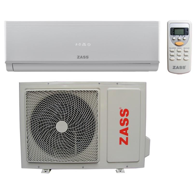 Aparat de aer conditionat Zass Inverter, 9000 BTU, clasa racire A++, clasa incalzire A+, kit instalare inclus 2021 shopu.ro