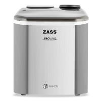 Masina de facut gheata Zass, 25kg/24h, 1.5 l, 24 bucati/18 minute, otel inoxidabil, Argintiu