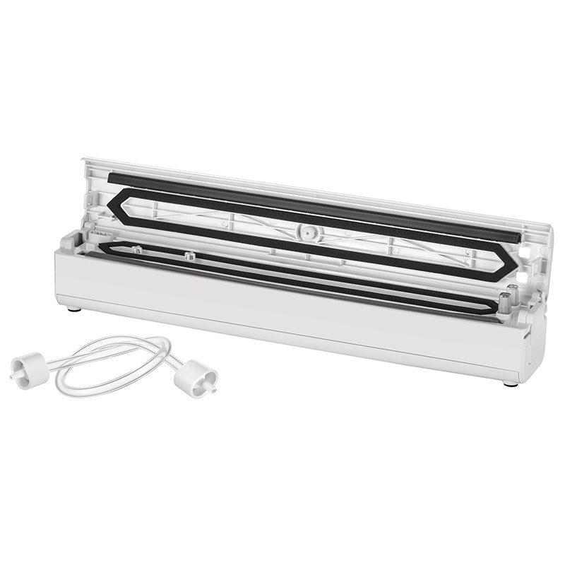 Aparat de vidare Compact Unold, 100 W, 3.5 l, indicator LED, sigilare, vidare, accesorii incluse 2021 shopu.ro