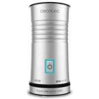 Aparat pentru spumarea laptelui Cecotec Power Latte Spume, 500 W, 115 ml, 3 moduri operare, baza rotativa