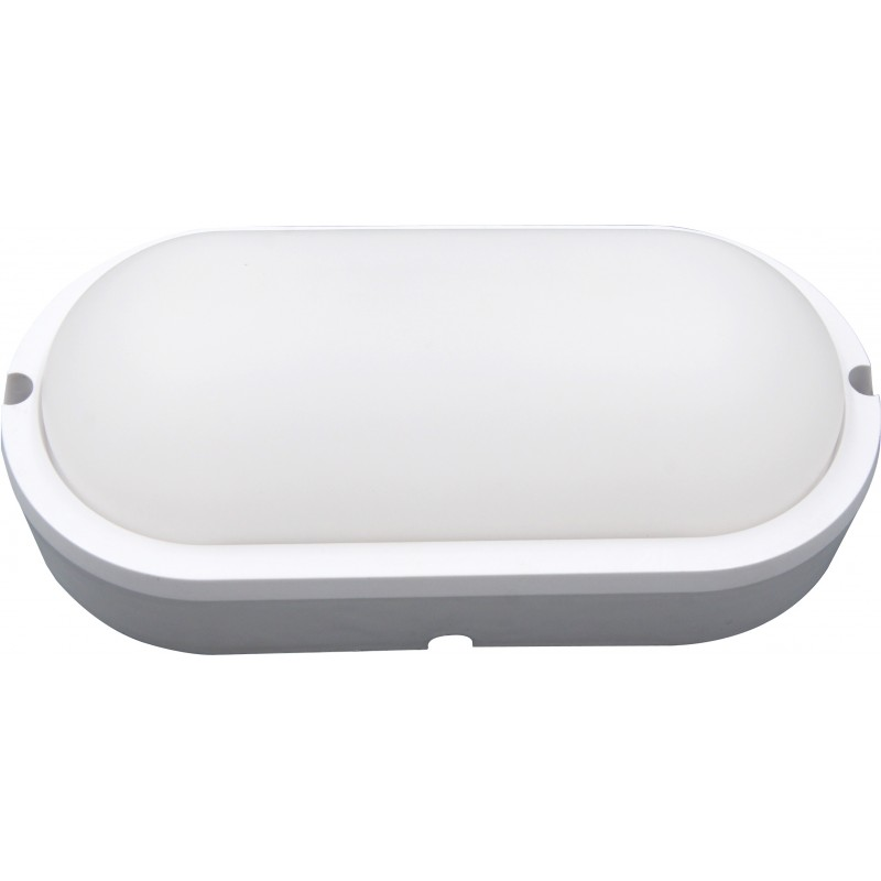 Aplica ovala de exterior LED Well, 1350 lm, putere 18 W, 18 cm, 6000 K 2021 shopu.ro