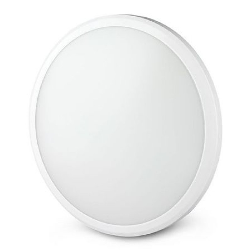 Plafoniera LED cu senzor, 12 W, 1440 lm, 6400 K, lumina alb rece 2021 shopu.ro
