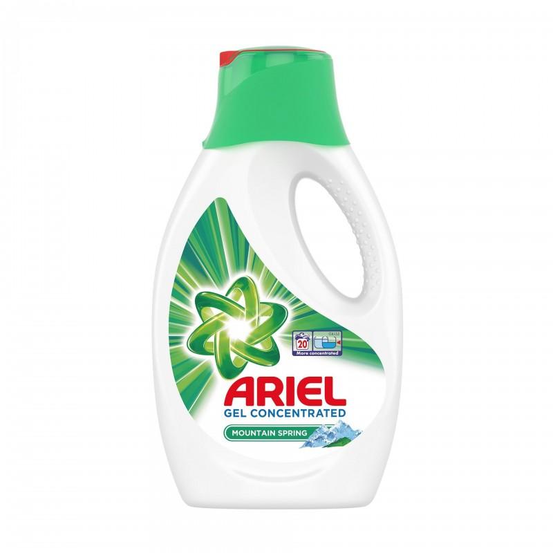 Ariel automat lichid Mountain Spring, 1.1 l 2021 shopu.ro