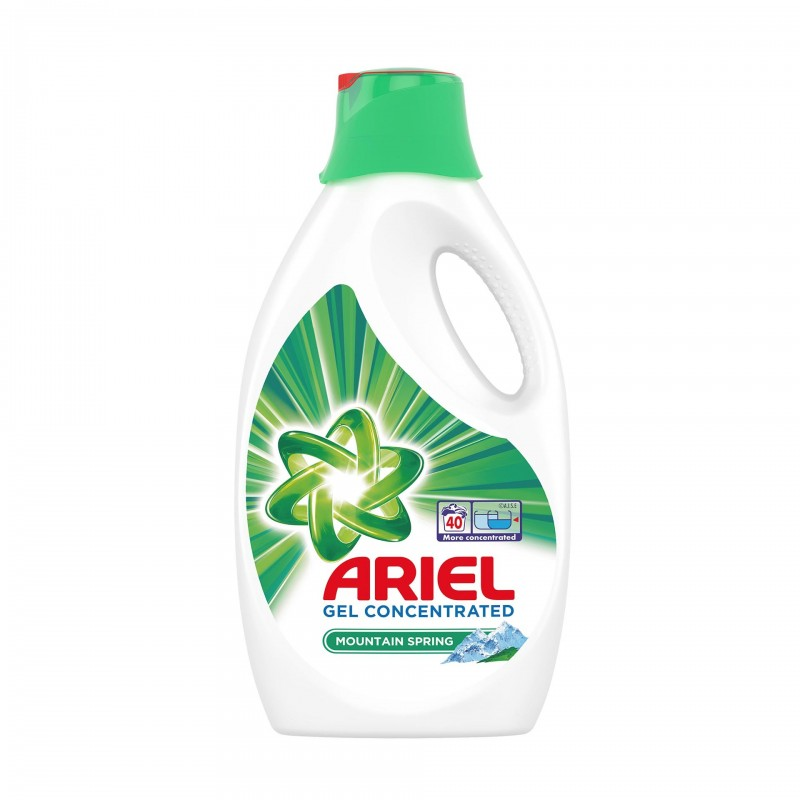 Ariel automat lichid Mountain Spring, 2.2 l 2021 shopu.ro