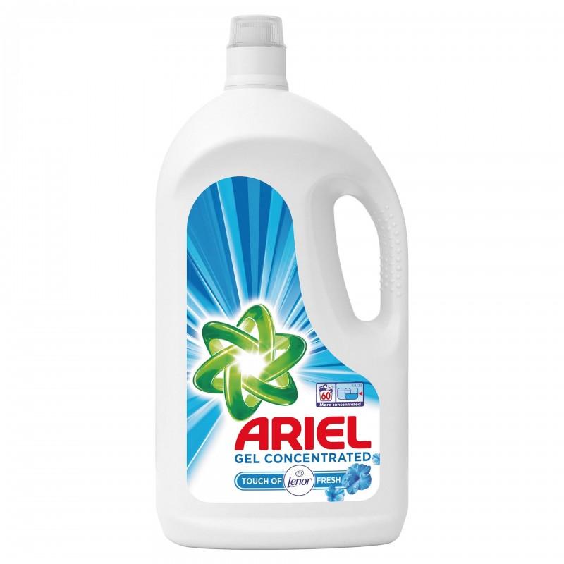 Ariel automat lichid Touch of Lenor, 3.3 l, 60 spalari 2021 shopu.ro