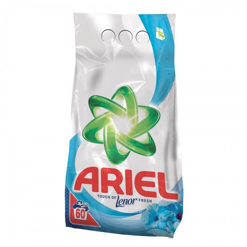 Detergent de rufe automat Ariel Touch of Lenor fresh, 6 kg 2021 shopu.ro