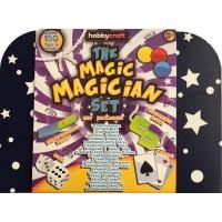 Atelierul magicianului Grafix, 150 de trucuri, 10 ani+