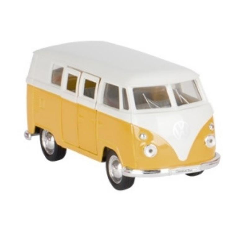 Autobuz die-cast VW T1, scara 1:37, 11.4 cm, 3 ani+ 2021 shopu.ro