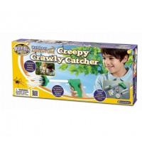 Capcana insecte pentru copii Brainstorm Toys, Verde/Transparent