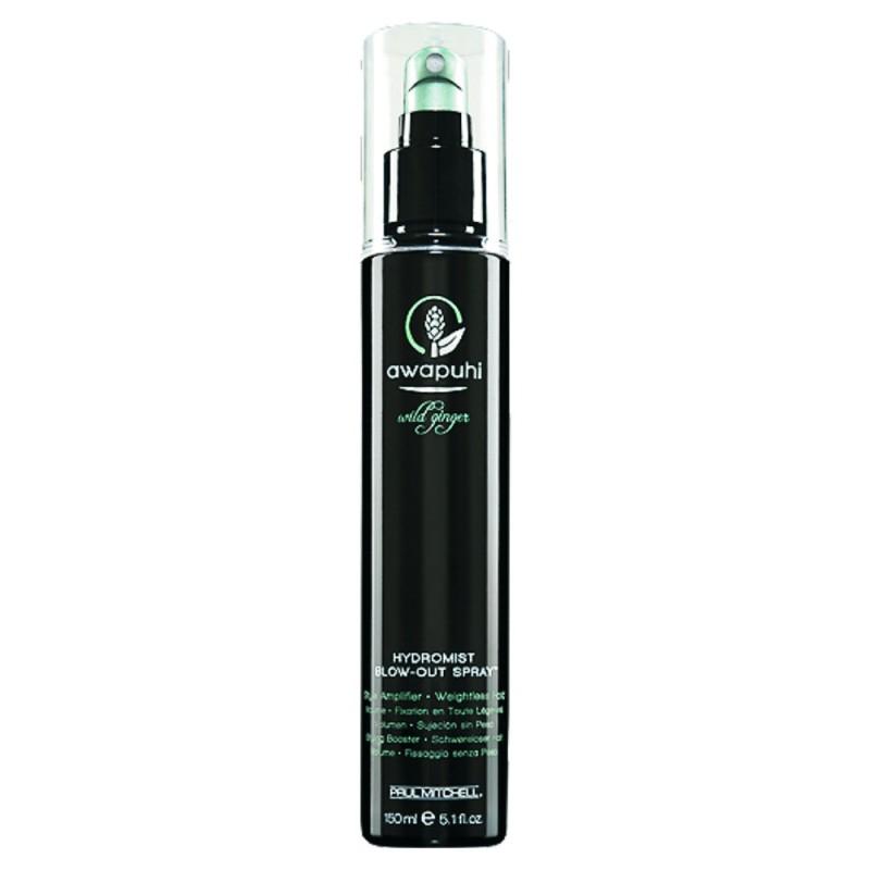 Spray pentru volum maxim AW Hydromist, 125 ml, extracte awapuhi si miere