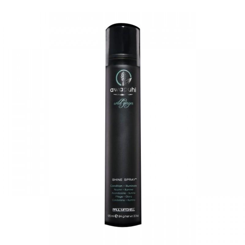 Spray luciu intens AW Shine, 125 ml, extract Awapuhi