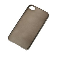 Husa Back Cover Case telefon iPhone 4, Negru