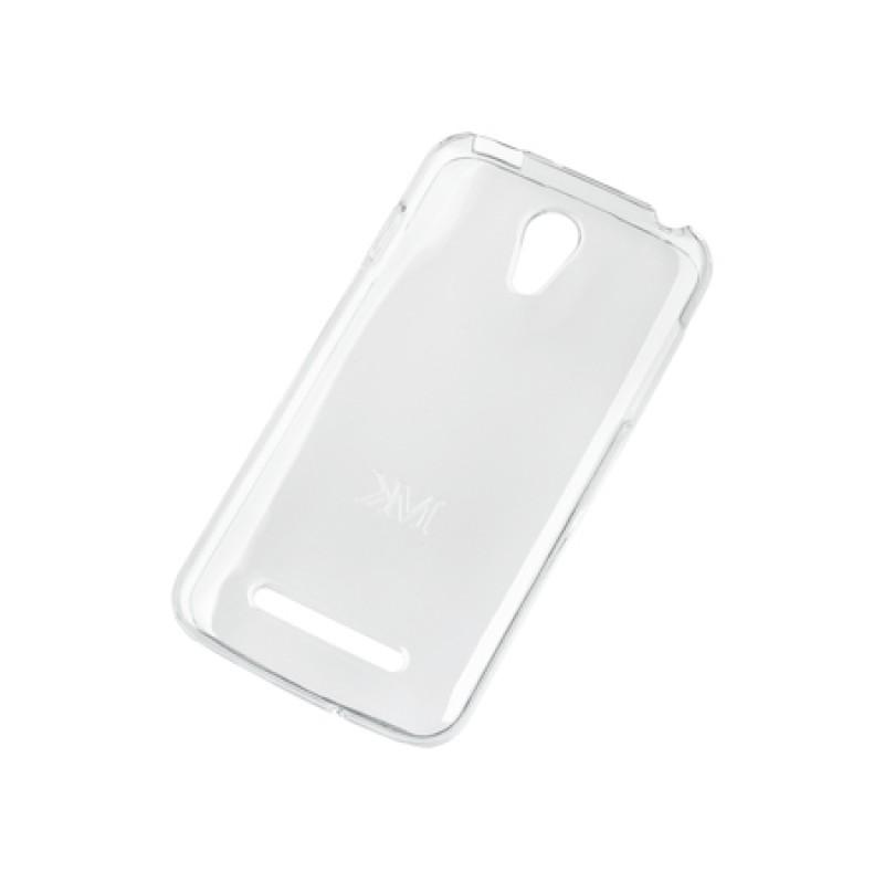 Husa Back Cover Case telefon Kruger & Matz Mist, silicon, transparent 2021 shopu.ro