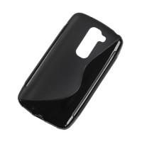 Husa Back Cover Case telefon LG G2 Mini, Negru