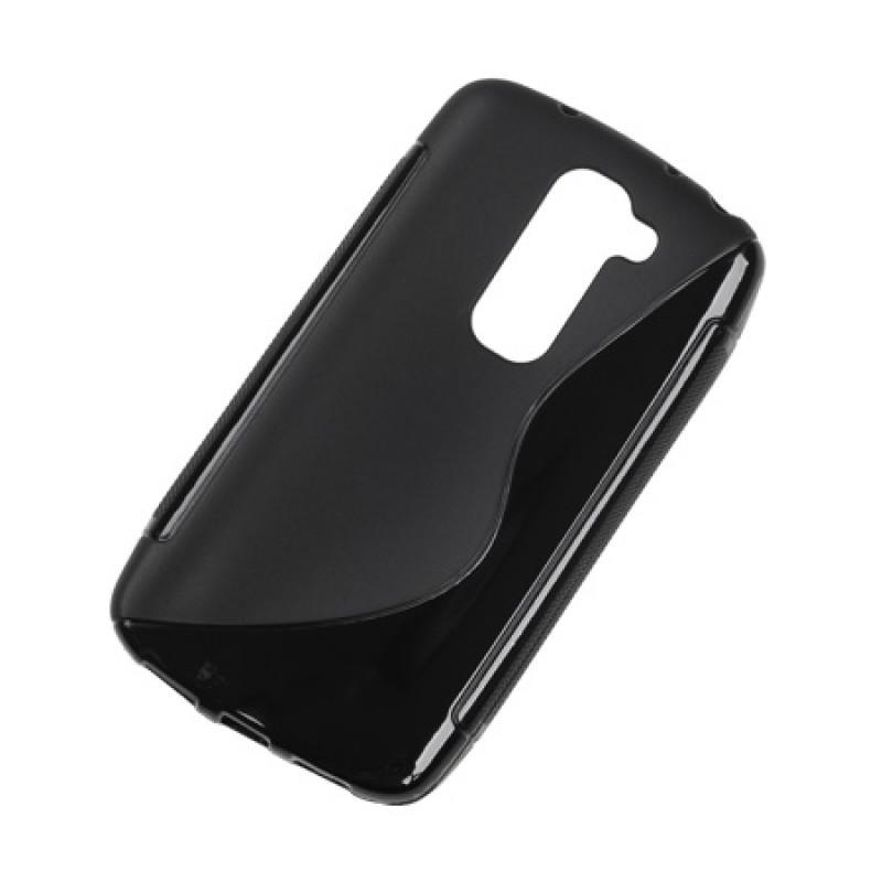 Husa Back Cover Case telefon LG G2 Mini, Negru 2021 shopu.ro