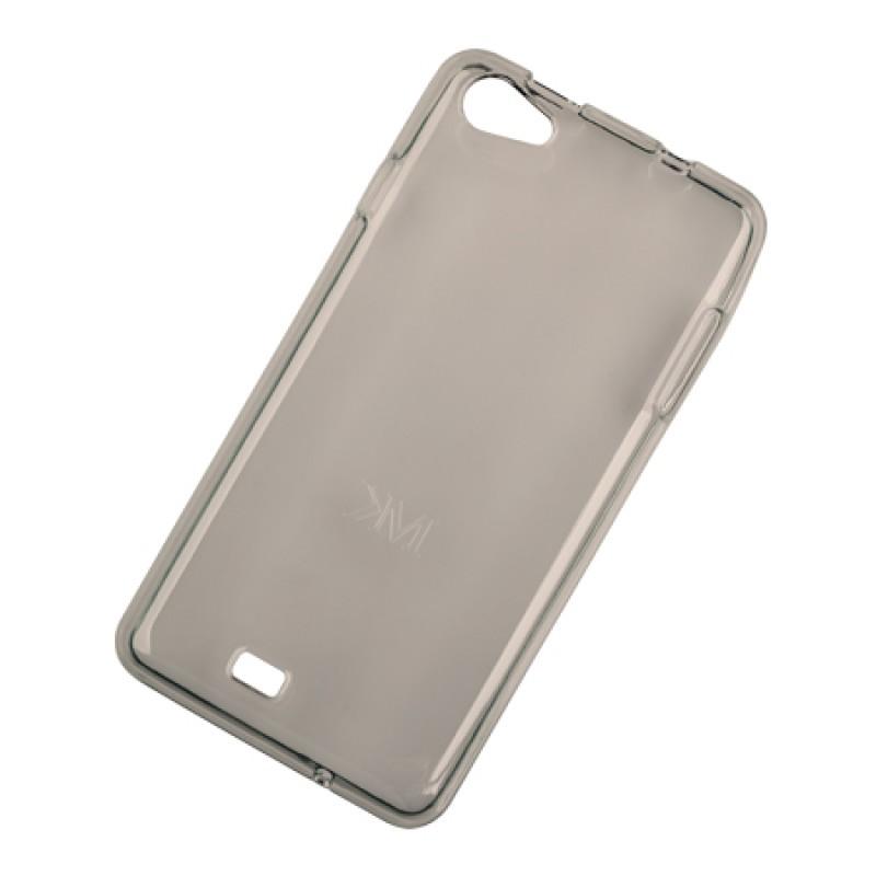 Husa Back Cover Case telefon Kruger & Matz Soul, Gri 2021 shopu.ro