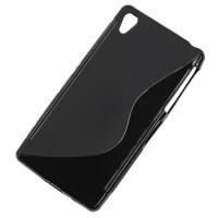 Husa Back Cover telefon Sony Xperia Z2, Negru