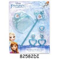 Bagheta si diadema Frozen, accesorii incluse, 3 ani+