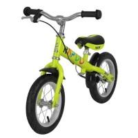 Bicicleta fara pedale Balance Rapid DHS, Verde