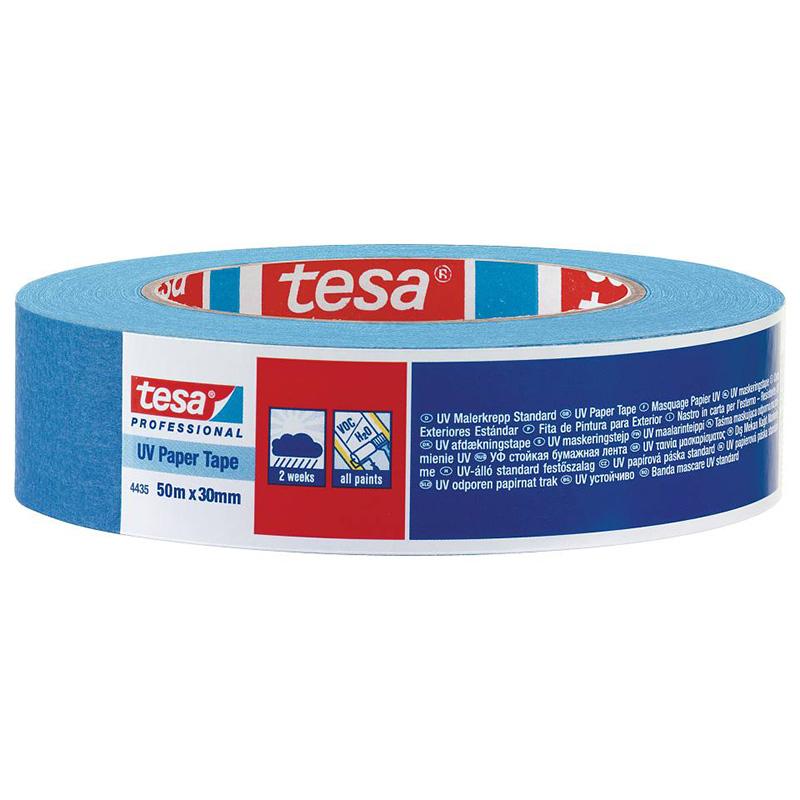 Banda adeziva UV Tesa, 50 m x 25 mm shopu.ro