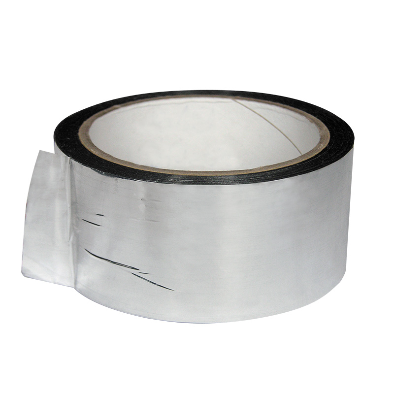 Banda adeziva metalizata Polonia, 50 m x 48 mm 2021 shopu.ro