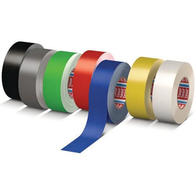 Banda adeziva Tesa, reparare polietilena, 50 mm x 25 m, Albastru 2021 shopu.ro