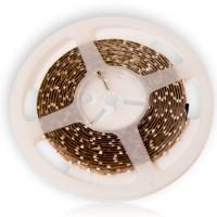 Banda LED 300 diode 1210 smd, 5 m, 2 A, 12 V, culoare alb rece